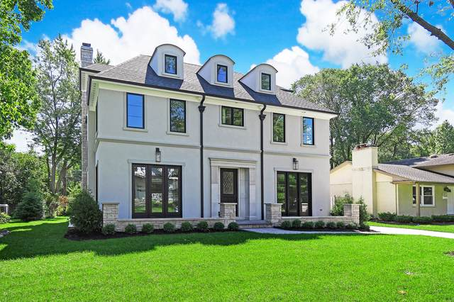 603 Jefferson Street, Hinsdale, IL 60521 (MLS #10471114) :: Property Consultants Realty