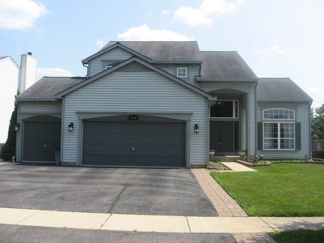 1136 Heavens Gate, Lake In The Hills, IL 60156 (MLS #10475924) :: Berkshire Hathaway HomeServices Snyder Real Estate