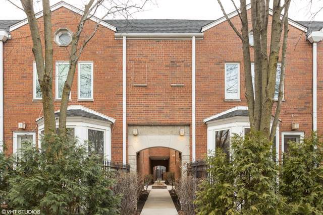 1810 N Fremont Street #12, Chicago, IL 60614 (MLS #10475985) :: John Lyons Real Estate