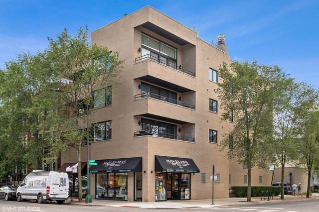 3224 N Damen Avenue 4S, Chicago, IL 60618 (MLS #10479519) :: Touchstone Group