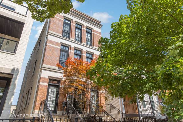 1226 W Melrose Street #3, Chicago, IL 60657 (MLS #10484892) :: Property Consultants Realty
