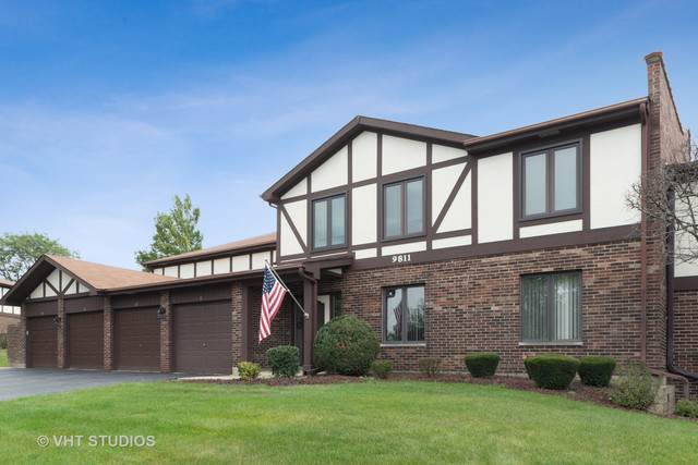 9811 W Creek Road 1E, Palos Park, IL 60464 (MLS #10490580) :: The Wexler Group at Keller Williams Preferred Realty