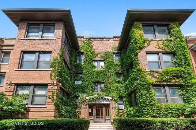 1236 W Columbia Avenue 2E, Chicago, IL 60626 (MLS #10491611) :: Berkshire Hathaway HomeServices Snyder Real Estate