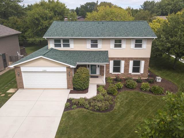 566 Tarpon Court, Schaumburg, IL 60193 (MLS #10509153) :: Berkshire Hathaway HomeServices Snyder Real Estate