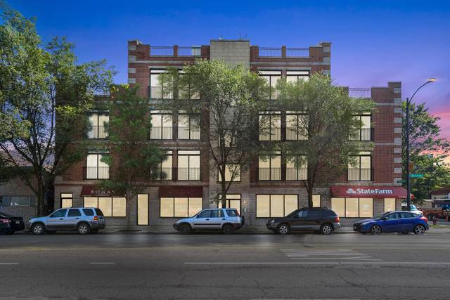 2207 N Western Avenue 2D, Chicago, IL 60647 (MLS #10535375) :: LIV Real Estate Partners