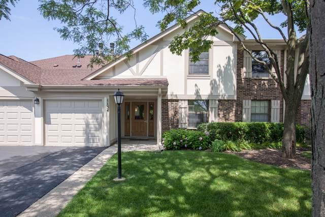 1134 Hawthorne Court B2, Wheeling, IL 60090 (MLS #10544449) :: Helen Oliveri Real Estate