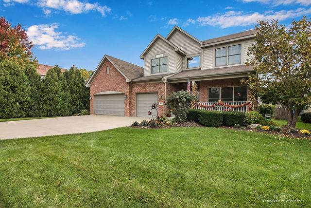 601 Indian Ridge Drive, Antioch, IL 60002 (MLS #10546128) :: Suburban Life Realty