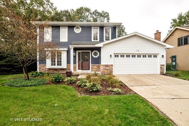 3145 Applewood Court, Highland Park, IL 60035 (MLS #10548558) :: Ani Real Estate