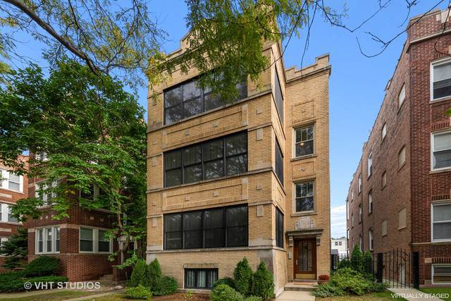4927 N Washtenaw Avenue #2, Chicago, IL 60625 (MLS #10549682) :: Property Consultants Realty