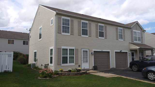 222 Williamsburg Court #222, Romeoville, IL 60446 (MLS #10553052) :: Property Consultants Realty