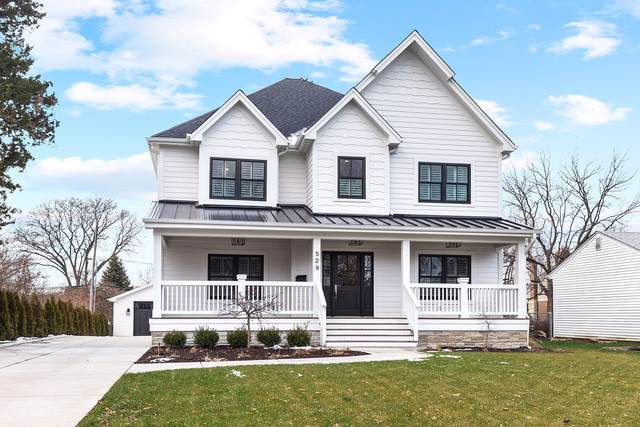 529 N Wright Street, Naperville, IL 60563 (MLS #10586484) :: Angela Walker Homes Real Estate Group