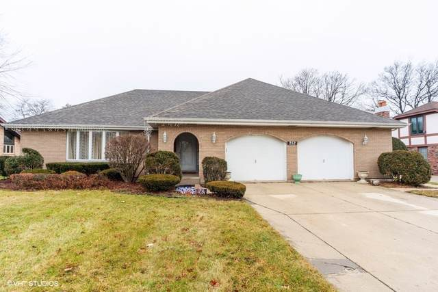 252 Wood Glen Lane, Oak Brook, IL 60523 (MLS #10590029) :: Angela Walker Homes Real Estate Group