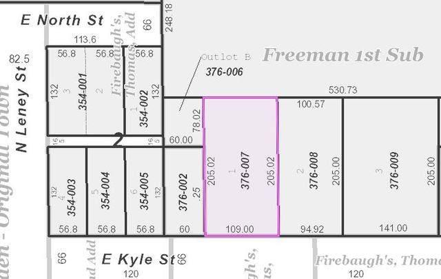 LOT 1 E Kyle Street, OGDEN, IL 61859 (MLS #10594234) :: Littlefield Group