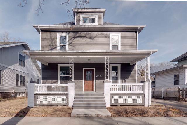 315 E Jefferson Street, CLINTON, IL 61727 (MLS #10597826) :: Lewke Partners