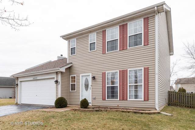 20823 W Ardmore Circle, Plainfield, IL 60544 (MLS #10605037) :: The Wexler Group at Keller Williams Preferred Realty