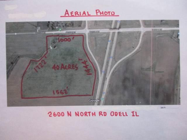 2600 N North Road, Odell, IL 60460 (MLS #10607935) :: Angela Walker Homes Real Estate Group