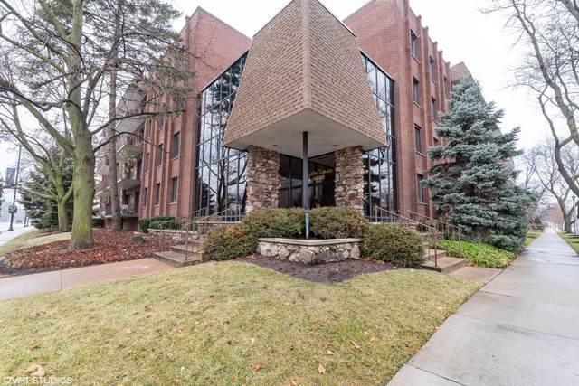 5200 Oakton Street #108, Skokie, IL 60077 (MLS #10612218) :: Property Consultants Realty