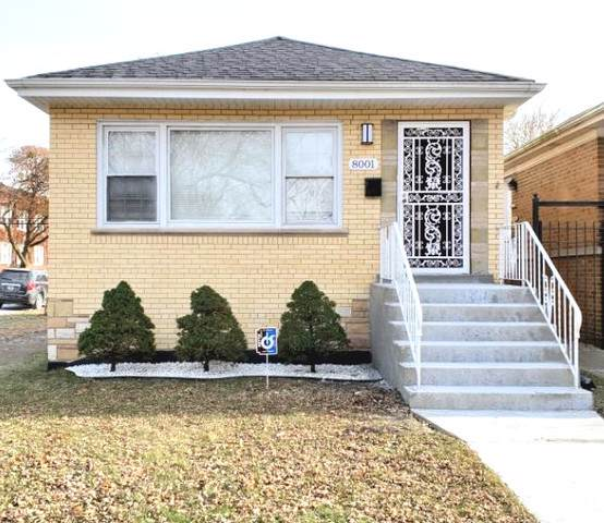 8001 S South Shore Drive, Chicago, IL 60617 (MLS #10613917) :: Angela Walker Homes Real Estate Group