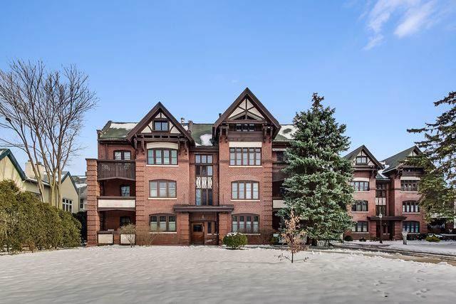108 S East Avenue #3, Oak Park, IL 60302 (MLS #10614635) :: Ryan Dallas Real Estate
