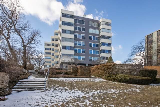 1410 Sheridan Road 7D, Wilmette, IL 60091 (MLS #10636955) :: Helen Oliveri Real Estate