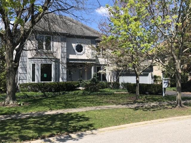 2122 Warwick Lane, Glenview, IL 60026 (MLS #10640592) :: The Spaniak Team