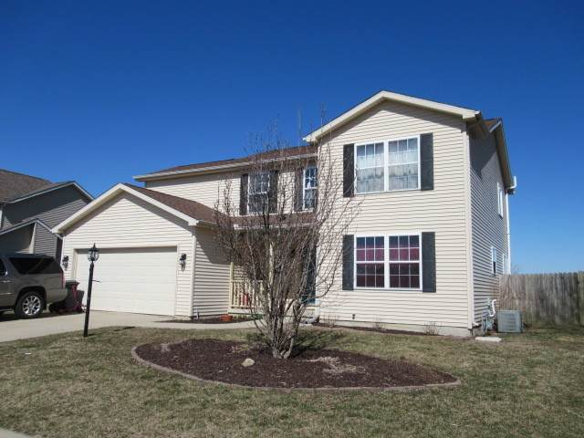 508 Deerpath Street, TOLONO, IL 61880 (MLS #10648383) :: Ryan Dallas Real Estate