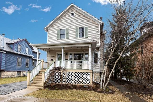 720 Forest Avenue, Oak Park, IL 60302 (MLS #10670884) :: John Lyons Real Estate