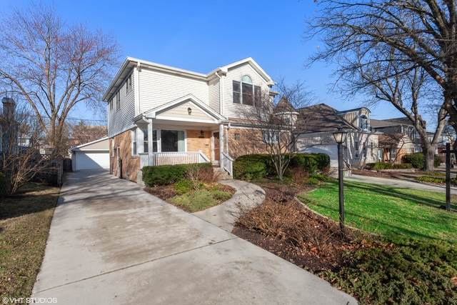 4452 Franklin Avenue, Western Springs, IL 60558 (MLS #10672256) :: The Wexler Group at Keller Williams Preferred Realty