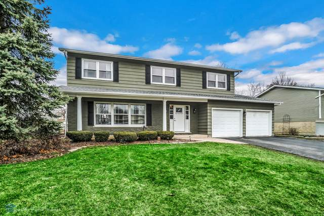 518 W Tanglewood Drive, Arlington Heights, IL 60004 (MLS #10679485) :: BN Homes Group