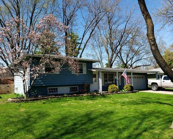 9 Circle Drive W, Montgomery, IL 60538 (MLS #10679790) :: Lewke Partners