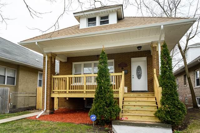7534 S Crandon Avenue, Chicago, IL 60649 (MLS #10680285) :: Helen Oliveri Real Estate