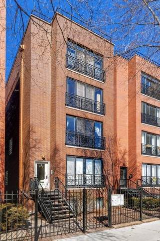 844 W Erie Street #1, Chicago, IL 60642 (MLS #10681876) :: Property Consultants Realty