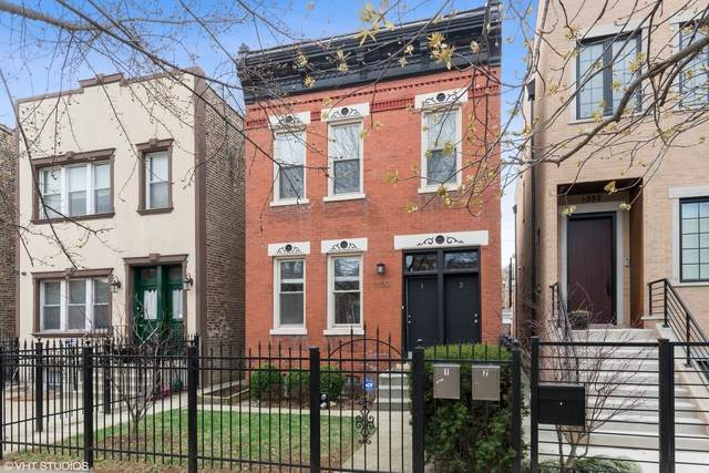 1350 N Bell Avenue, Chicago, IL 60622 (MLS #10691639) :: Touchstone Group