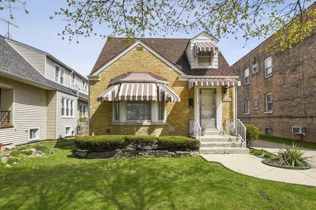 2917 N Oak Park Avenue, Chicago, IL 60634 (MLS #10691743) :: Littlefield Group