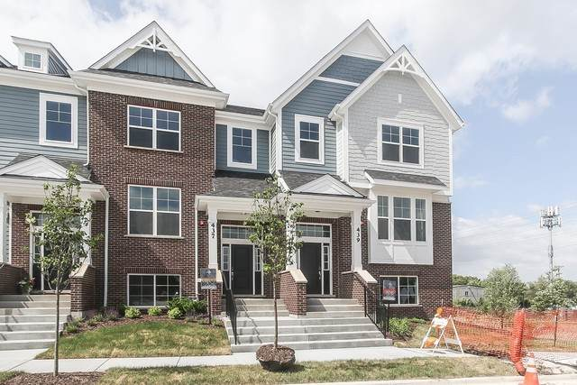 437 Ashley Lot 17.04 Avenue, La Grange, IL 60525 (MLS #10695450) :: The Wexler Group at Keller Williams Preferred Realty