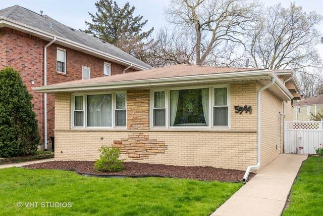 5944 N Forest Glen Avenue, Chicago, IL 60646 (MLS #10700362) :: Property Consultants Realty