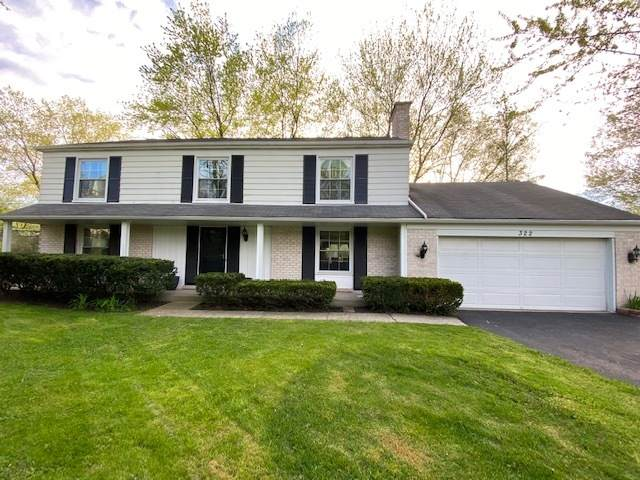 322 Powder Horn Drive, Northbrook, IL 60062 (MLS #10709947) :: Property Consultants Realty