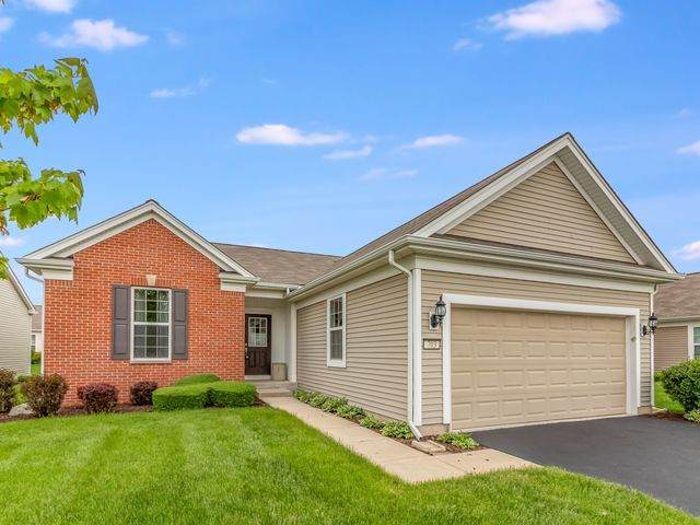 703 Americana Drive, Shorewood, IL 60404 (MLS #10711076) :: The Wexler Group at Keller Williams Preferred Realty