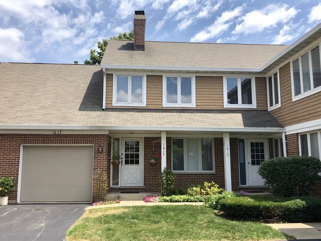 1617 N Courtland Drive, Arlington Heights, IL 60004 (MLS #10717604) :: John Lyons Real Estate