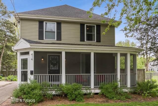 414 S Van Buren Street, Batavia, IL 60510 (MLS #10718046) :: Angela Walker Homes Real Estate Group