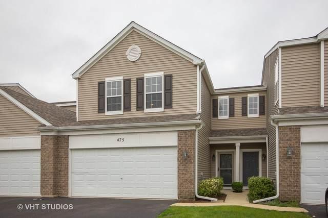 475 Brookside Drive, Oswego, IL 60543 (MLS #10723422) :: The Dena Furlow Team - Keller Williams Realty