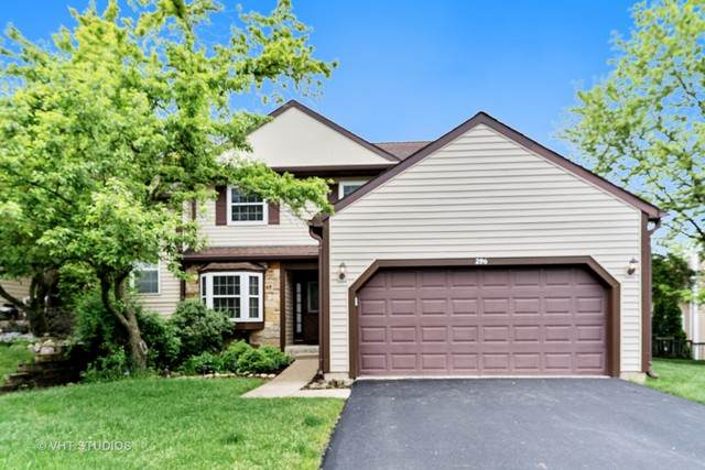 296 Ascot Lane, Streamwood, IL 60107 (MLS #10724059) :: Property Consultants Realty