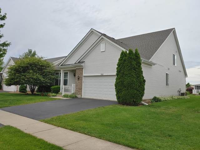 782 S Baldwin Lane, Romeoville, IL 60446 (MLS #10735987) :: The Wexler Group at Keller Williams Preferred Realty