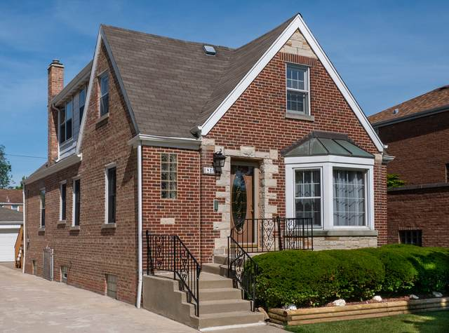 1810 N 72nd Court, Elmwood Park, IL 60707 (MLS #10761590) :: Property Consultants Realty