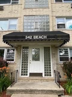342 Beach Avenue 3D, La Grange Park, IL 60526 (MLS #10767463) :: Property Consultants Realty
