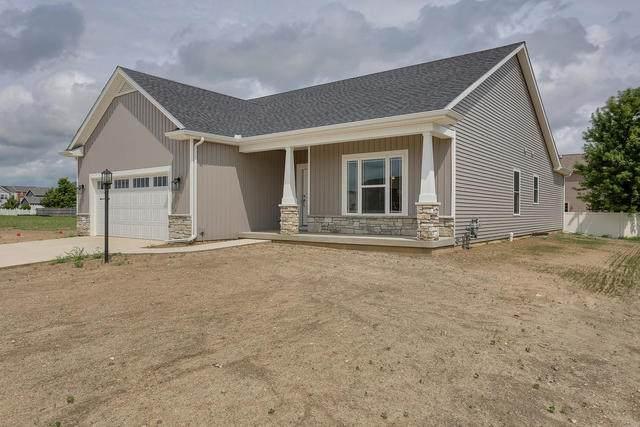 312 Newhaven Lane, Savoy, IL 61874 (MLS #10771460) :: Ryan Dallas Real Estate