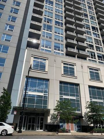 1305 S Michigan Avenue #904, Chicago, IL 60605 (MLS #10778510) :: Property Consultants Realty