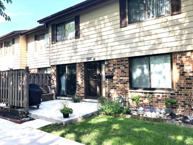 7330 Winthrop Way #16, Downers Grove, IL 60516 (MLS #10791924) :: Littlefield Group