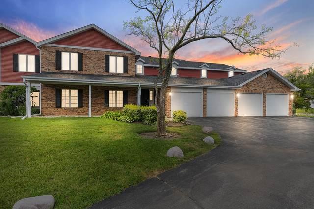 7236 Cottonwood Lane D, Willowbrook, IL 60527 (MLS #10792476) :: John Lyons Real Estate