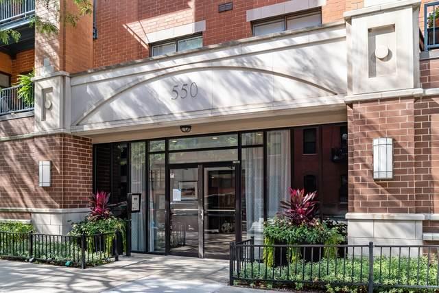 550 W Fulton Street #303, Chicago, IL 60661 (MLS #10796651) :: John Lyons Real Estate